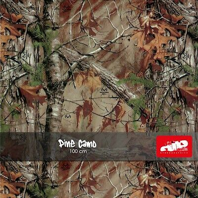 Pine Camo Hydrographics Film - Check Shipping Details