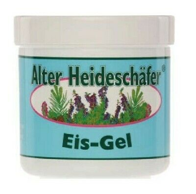 ALTER HEIDESCHAFER EIS-GEL 100 ml Crema Pomata al Mentolo effetto ghiaccio Ice