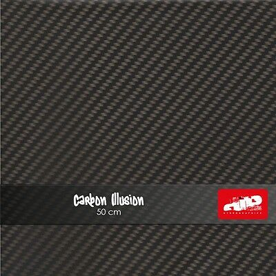 Carbon Illusion Hydrographics Film - Check Shipping Details