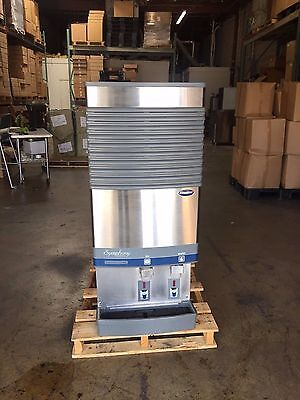 Used Follett 50CT400A  400 lbs Nugget Chewblet Ice &Water Dispenser 115v