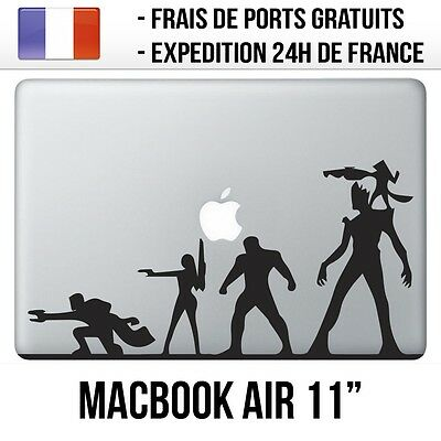 Sticker Macbook Air 11 pouces - Gardiens de la Galaxie
