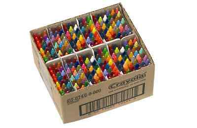 Crayola 288 Assorted Crayons Class Pack (72 Different Colours)