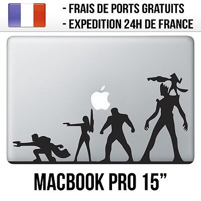 Sticker Macbook Pro 15 Pouces - Gardiens de la Galaxie
