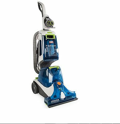 Vax W87DVT Dual V Technology Advance Carpet Washer Cleaner Machine 1350W Blue