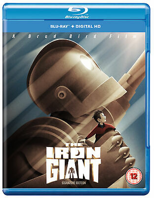 The Iron Giant  (Blu-ray) Iconic Moments