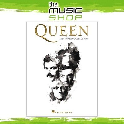 New Queen Easy Piano Collection Music Book - Beginners Piano