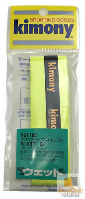 KIMONY TENNIS OVER GRIP Badminton Racquet Made in Japan KGT100 New