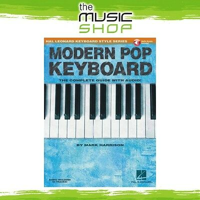 New Modern Pop Keyboard: A Complete Guide Music Tuition Book with OLA