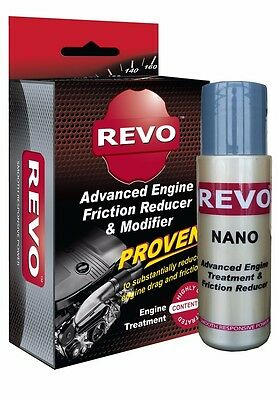 REVO NANO Advanced Engine Treatment & Friction Reducer