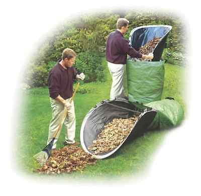 Leaf Loader 2451034 Heavy Duty 90-Gallon Yard Clipping Collection Bag