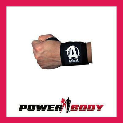 Universal Nutrition - Wrist Wraps, Animal - 1 pair