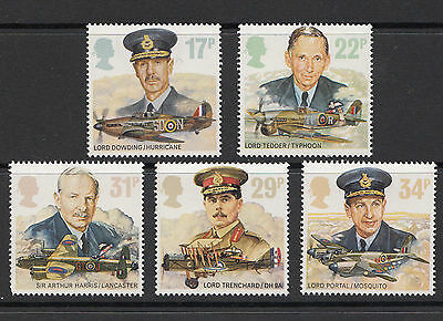 GB MNH STAMP SET 1986 Royal Air Force SG 1336-1340 10% OFF FOR ANY 5+