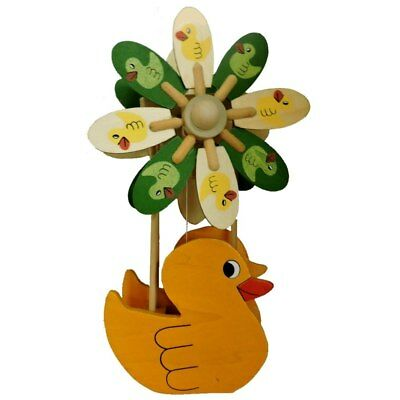NEW Wooden Duck Windmill Mobile from Baby Barn Discounts