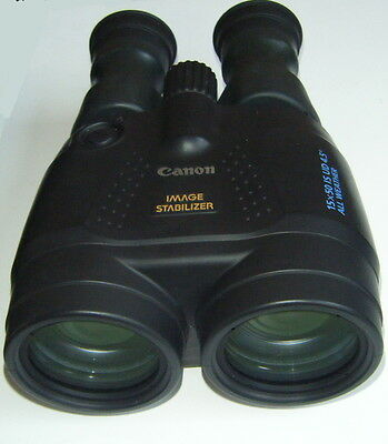 Binocolo CANON IMAGE STABILIZER 15 X 50 IS UD 4.5° ALL WEATER