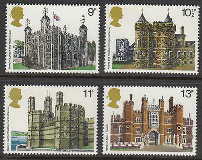 GB MNH STAMP SET 1978 British Architecture SG 1054-1057 10% OFF FOR ANY 5+