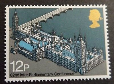 GB MNH STAMP SET 1975 Inter - Parliamentary Union SG 988 UMM