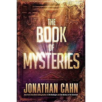 FREE 2 DAY SHIPPING: The Book of Mysteries (Hardcover)