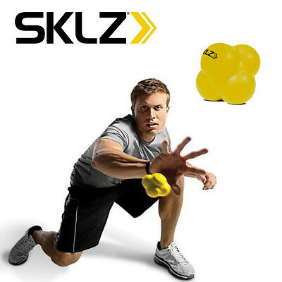 SKLZ Reaction Ball Sport Hand Eye co-ordination Trainer, Ideal For Tennis,Squash