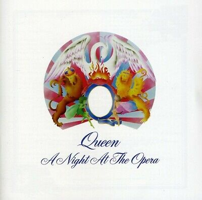Night At The Opera (2011 Remaster) - Queen (2011, CD NUOVO)