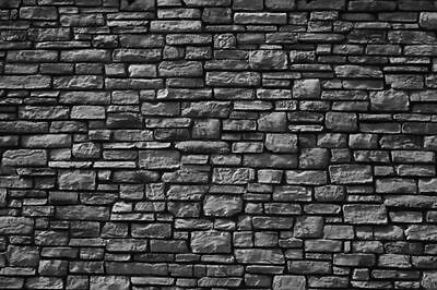 200 X 270Mm G Scale Self Adhesive Brick Wall Paper Sheets 2D