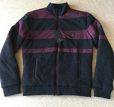Cavalleria Toscana Men's Wool Rows Jacket. XL Uk42 See Also My Animo