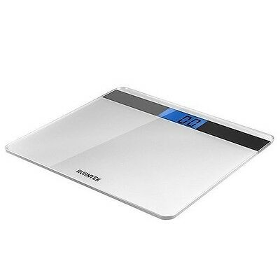 Premium Precision Digital Bathroom Scale with Step-On Technology