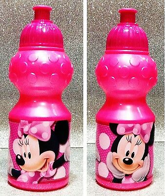 Disney Classic Minnie Mouse Borraccia In Plastica Plastic Bottle Club House