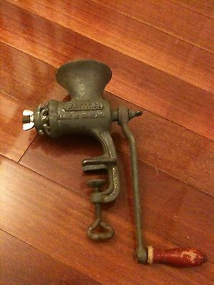 Vintage Harper Beatrice No 3181 Hand Meat Mincer/Grinder Great Collectors Item