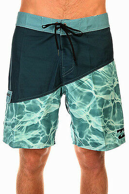 "Brand New + Tags Billabong Mens 30"" ""pulse"" Boardshorts Boardies Haze $76 Bnwt"