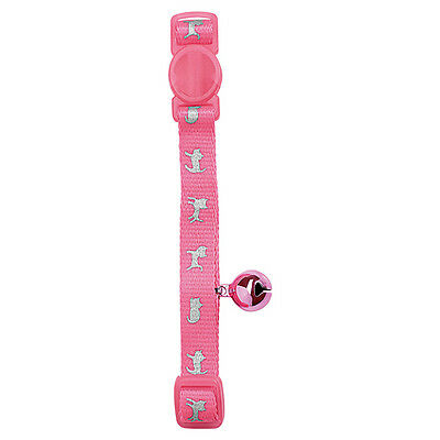 Hunter Smart Collier pour chats Néon rose, NEUF
