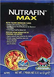 Nutrafin Betta Colour Enhancing Food 3gm