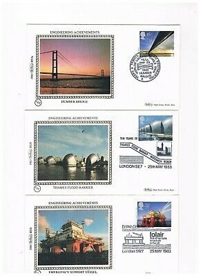 GB Stamps - Coin & Benham Special First Day Covers