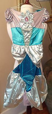 Ariel Disney Costume NWOT Girl's 3T-4T XS Little Mermaid Disguise One Piece New