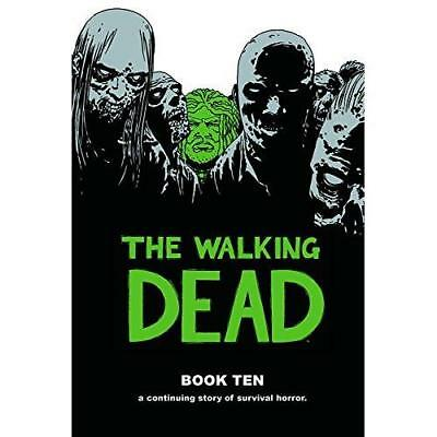 FREE 2 DAY SHIPPING: The Walking Dead Book 10 (Hardcover)