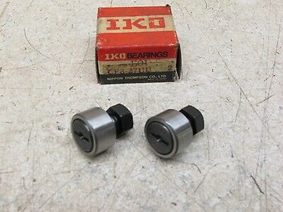 2Pcs.,  Iko,  Stud Type Am Follower,  Cf8-27Uu