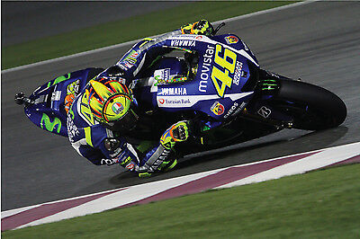 4 x Large Posters Marc Marquez Valentino Rossi Elbow Down A1 Size
