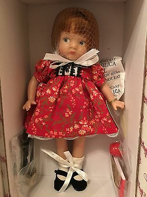 Tonner Effanbee APPLE FOR THE TEACHER PATSYETTE DOLL NIB Retired!
