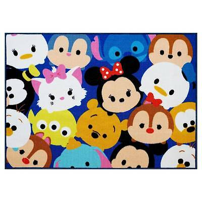 "3Tsum Tsum Floor Rug (40""x54"") Multicolored"