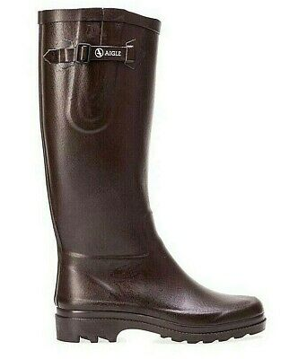Aigle Wellies AIGLENTINE Lady - brun - 85875
