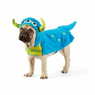 Blue Monster Dog Pet Costume (New with Tags)