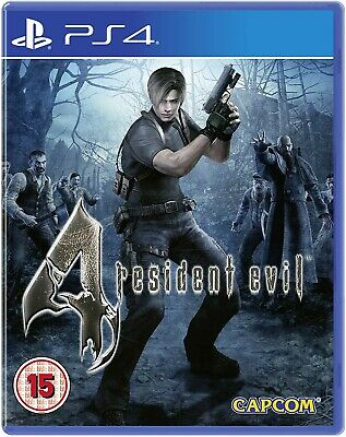 Resident Evil 4 IV PS4 Playstation 4 Game Capcom Brand New In Stock Brisbane