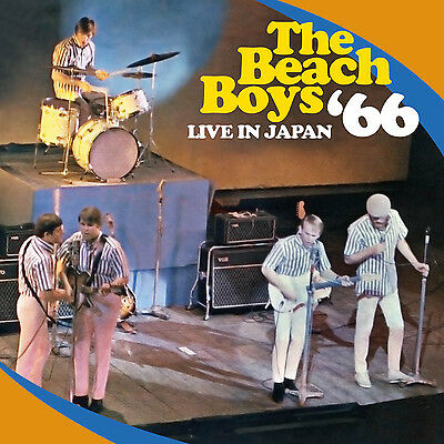 THE BEACH BOYS - Live In Japan '66. New LP + Sealed. Limited & Coloured. **NEW**