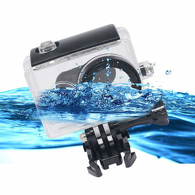Waterproof Protective Housing Shell Case for Xiaomi Yi Action Sports Camera LO