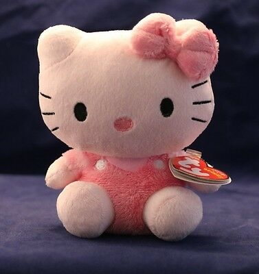 **HELLO KITTY BABY**Plüsch, ca 15 cm , neu
