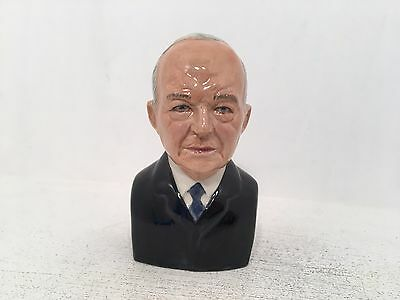 Manor Collectables American Presidents Dwight D Eisenhower Toby Jug 22 of 1500