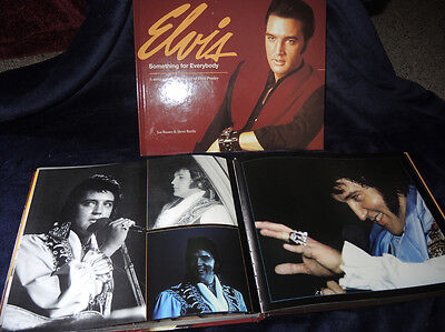 ELVIS Presley for Everybody PHOTO BOOK  Out Of Print Concert Candid Movies RARE