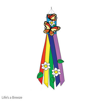 Butterfly Windsock Flag Pole Use,Windspinner Caravan And Motorhome Use
