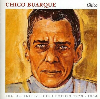 Chico-The Definitive Collection 1970-84 - 2 DISC SET - Chico Bu (2012, CD NUOVO)