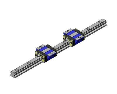 SBS15FVK1 Sbc Recirculating Ball Bearing Guide Linear Guide