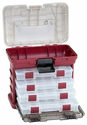 fishing tackle box plano lures storage tray bait case tool, Reel Combo